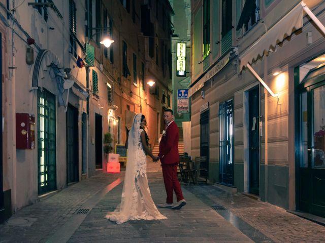 Il matrimonio di Roberto e Cruz a Albissola Marina, Savona 53