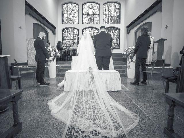 Il matrimonio di Fabrizio e Alessia a Novara, Novara 1