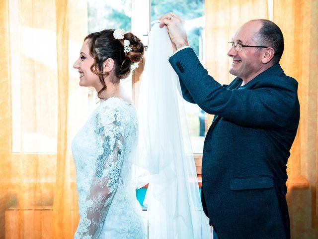 Il matrimonio di Fabrizio e Alessia a Novara, Novara 5