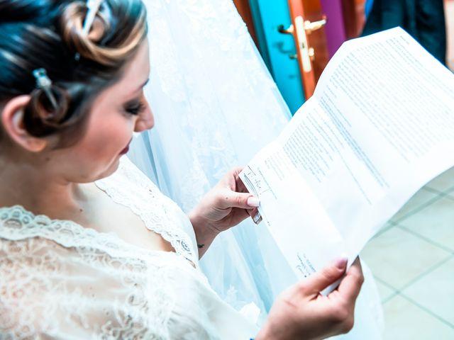 Il matrimonio di Fabrizio e Alessia a Novara, Novara 6