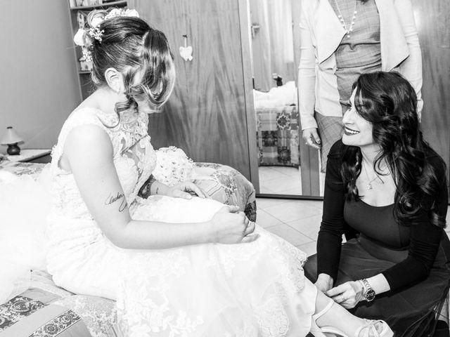 Il matrimonio di Fabrizio e Alessia a Novara, Novara 12