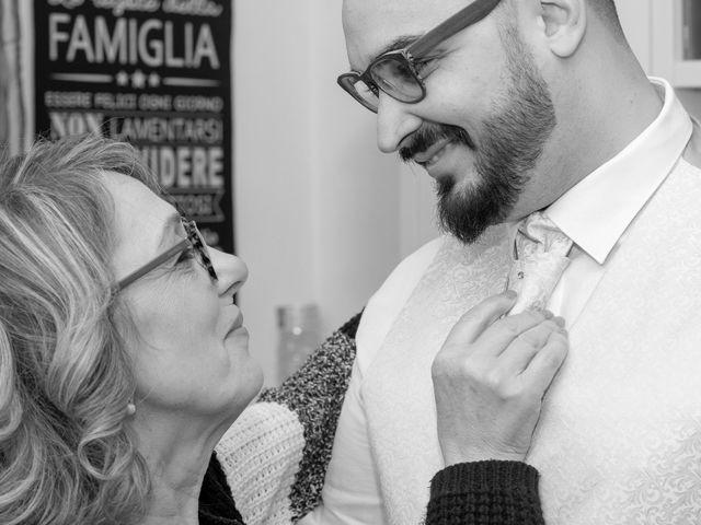 Il matrimonio di Fabrizio e Alessia a Novara, Novara 14