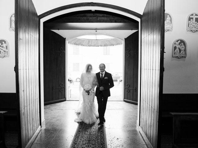 Il matrimonio di Fabrizio e Alessia a Novara, Novara 2