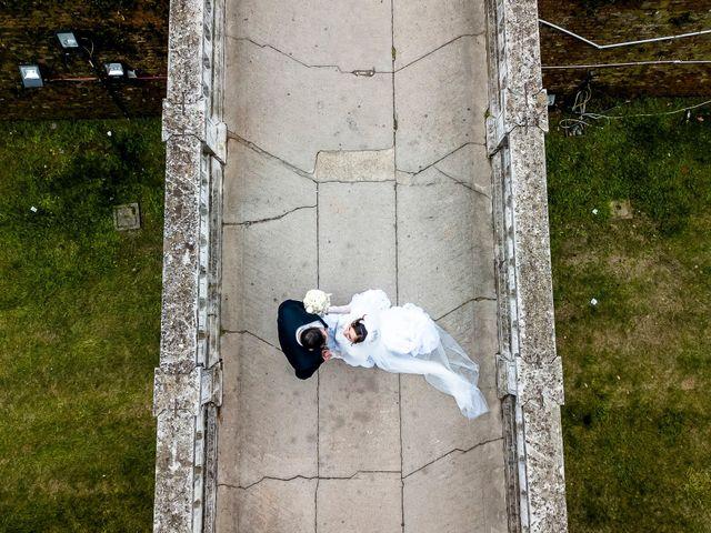 Il matrimonio di Fabrizio e Alessia a Novara, Novara 34