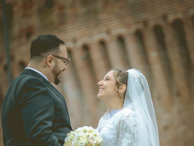 Il matrimonio di Fabrizio e Alessia a Novara, Novara 36