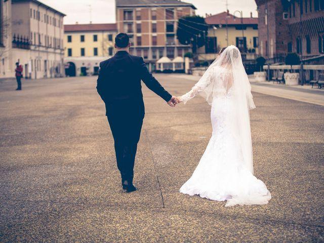 Il matrimonio di Fabrizio e Alessia a Novara, Novara 37