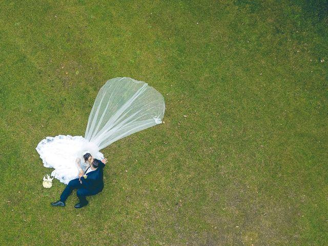 Il matrimonio di Fabrizio e Alessia a Novara, Novara 38