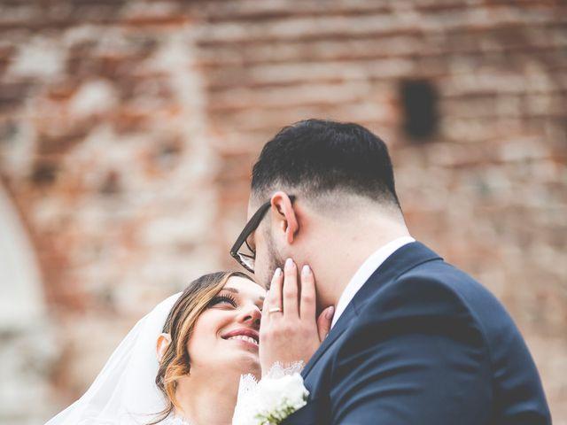 Il matrimonio di Fabrizio e Alessia a Novara, Novara 39