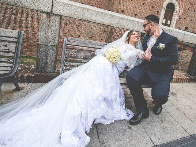 Il matrimonio di Fabrizio e Alessia a Novara, Novara 40