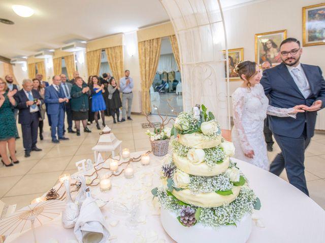 Il matrimonio di Fabrizio e Alessia a Novara, Novara 53