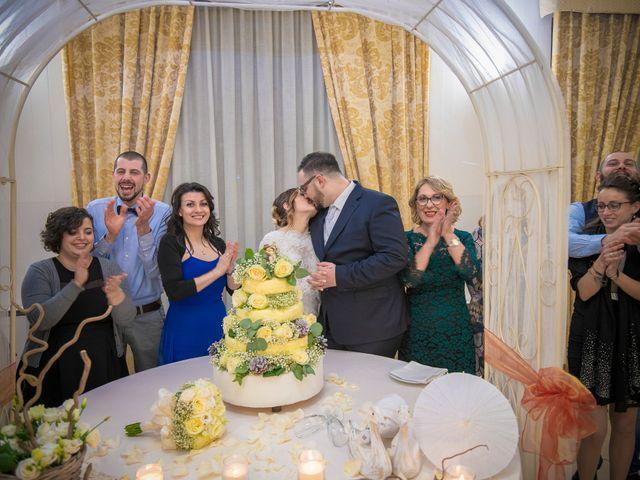 Il matrimonio di Fabrizio e Alessia a Novara, Novara 54
