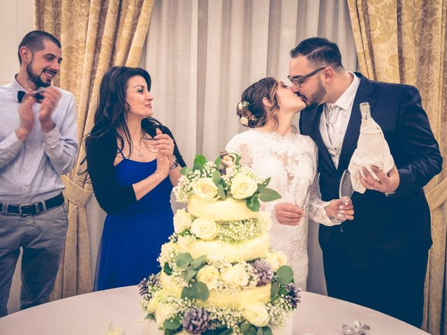 Il matrimonio di Fabrizio e Alessia a Novara, Novara 55