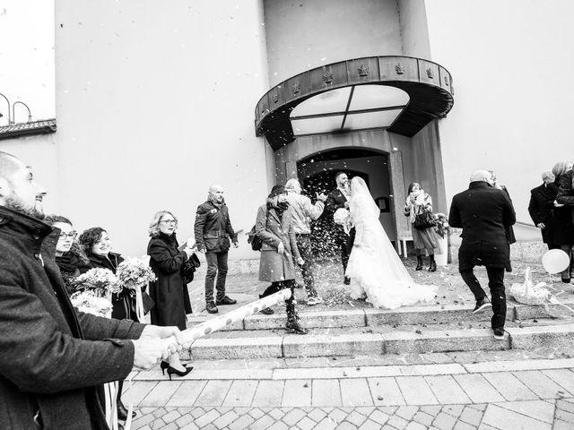 Il matrimonio di Fabrizio e Alessia a Novara, Novara 59