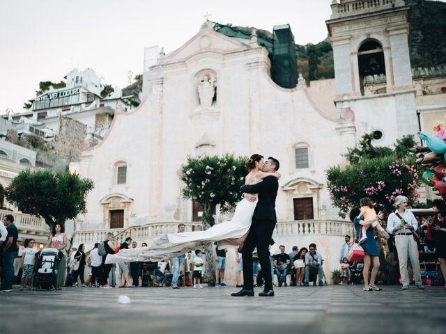 le nozze di Sabina e Alberto