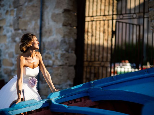 Il matrimonio di Antonio e Alessia a Carini, Palermo 12