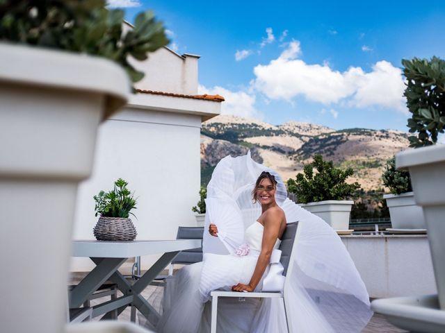 Il matrimonio di Antonio e Alessia a Carini, Palermo 18