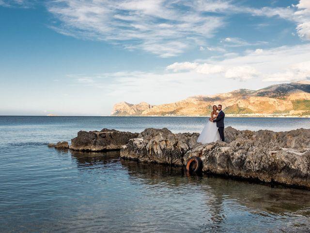 Il matrimonio di Antonio e Alessia a Carini, Palermo 25