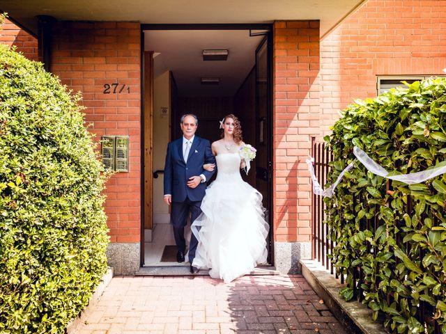 Il matrimonio di Simone e Elisa a Venaria Reale, Torino 21