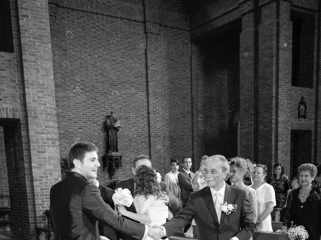 Il matrimonio di Simone e Elisa a Venaria Reale, Torino 24