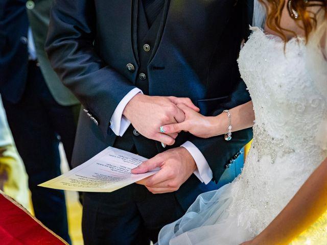Il matrimonio di Simone e Elisa a Venaria Reale, Torino 27