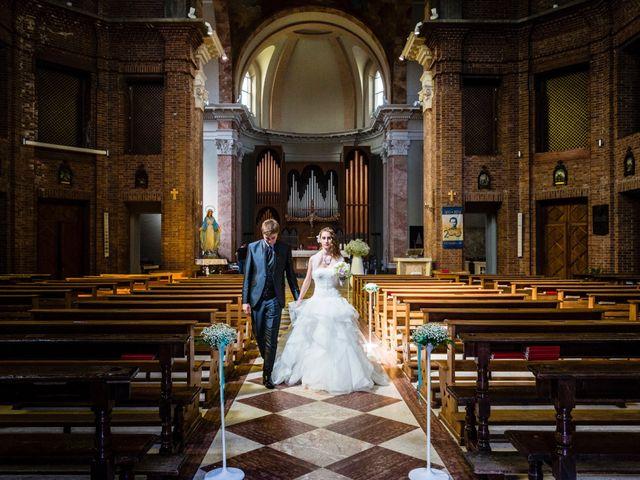 Il matrimonio di Simone e Elisa a Venaria Reale, Torino 33