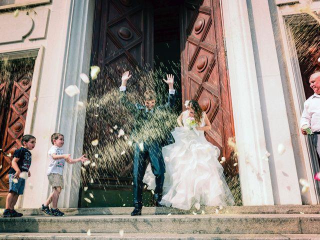 Il matrimonio di Simone e Elisa a Venaria Reale, Torino 34