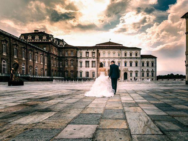 Il matrimonio di Simone e Elisa a Venaria Reale, Torino 37