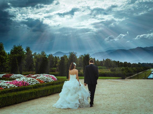 Il matrimonio di Simone e Elisa a Venaria Reale, Torino 41