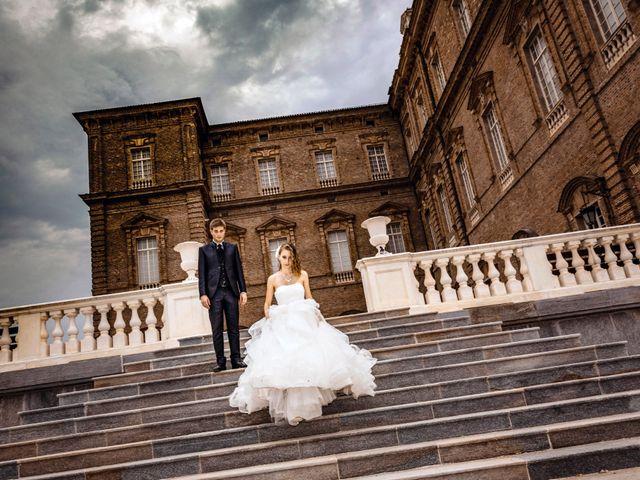 Il matrimonio di Simone e Elisa a Venaria Reale, Torino 45