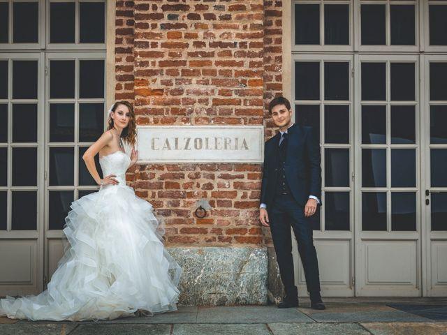 Il matrimonio di Simone e Elisa a Venaria Reale, Torino 46