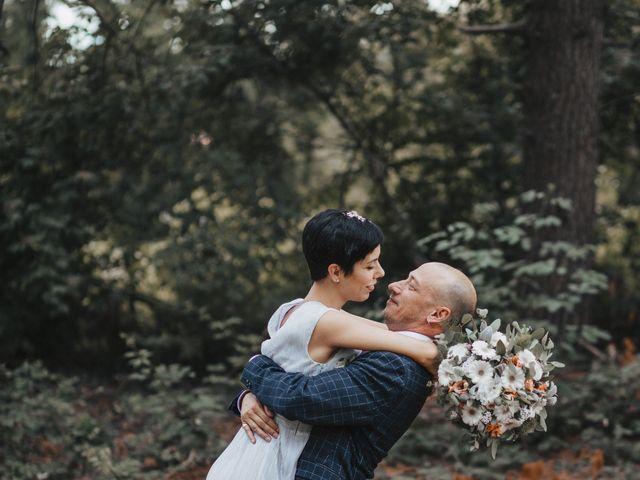 Il matrimonio di Fabio e Sara a Carate Brianza, Monza e Brianza 11