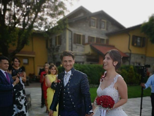 Il matrimonio di Marco e Giada a Barni, Como 2