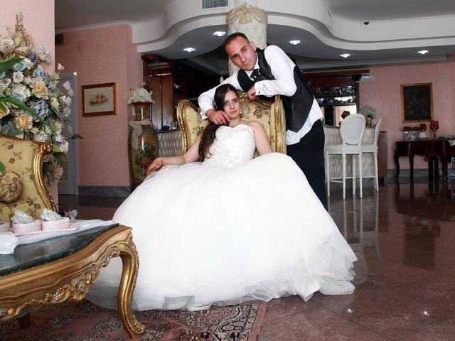 Le nozze di Marika e Roberto