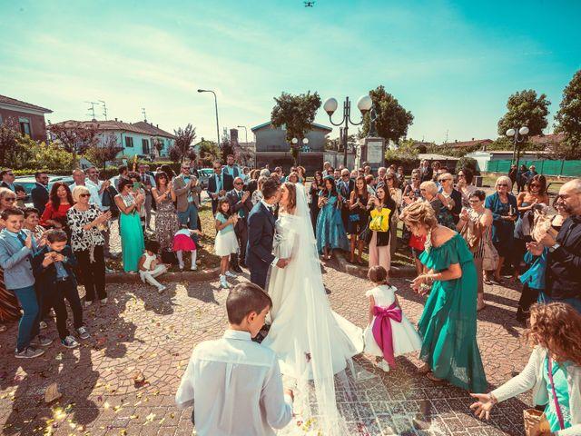 Il matrimonio di Marco e Michela a Granozzo con Monticello, Novara 12