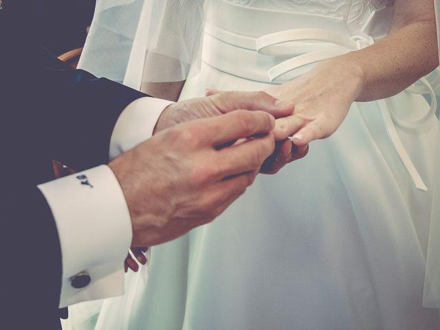 Il matrimonio di Marco e Michela a Granozzo con Monticello, Novara 34