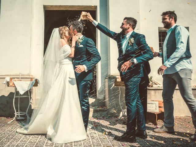 Il matrimonio di Marco e Michela a Granozzo con Monticello, Novara 39