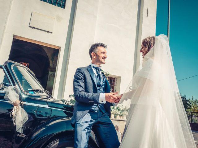 Il matrimonio di Marco e Michela a Granozzo con Monticello, Novara 42