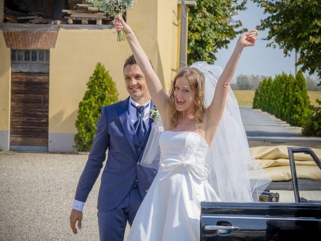 Il matrimonio di Marco e Michela a Granozzo con Monticello, Novara 46