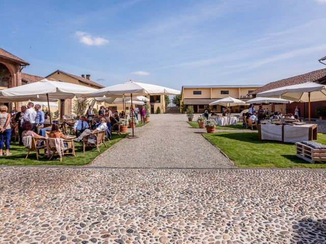 Il matrimonio di Marco e Michela a Granozzo con Monticello, Novara 47
