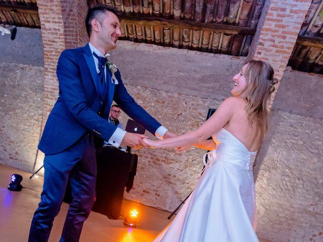 Il matrimonio di Marco e Michela a Granozzo con Monticello, Novara 55