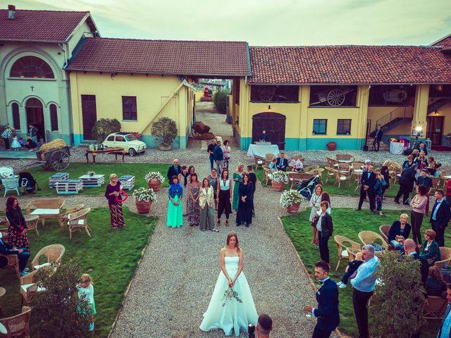 Il matrimonio di Marco e Michela a Granozzo con Monticello, Novara 59