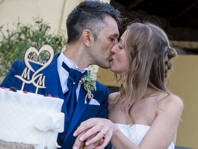 Il matrimonio di Marco e Michela a Granozzo con Monticello, Novara 65