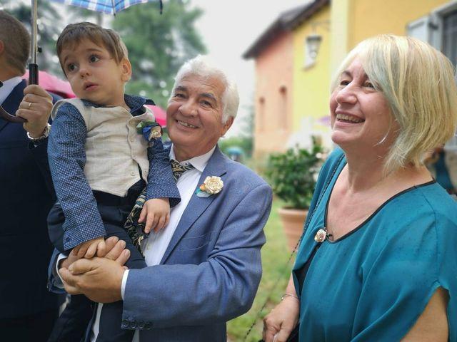 Il matrimonio di Elena e Daniele a Crespellano, Bologna 26