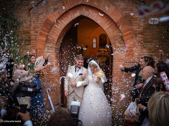 Il matrimonio di Elena e Daniele a Crespellano, Bologna 1
