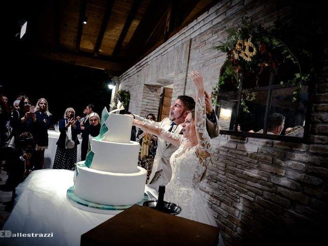 Il matrimonio di Elena e Daniele a Crespellano, Bologna 48