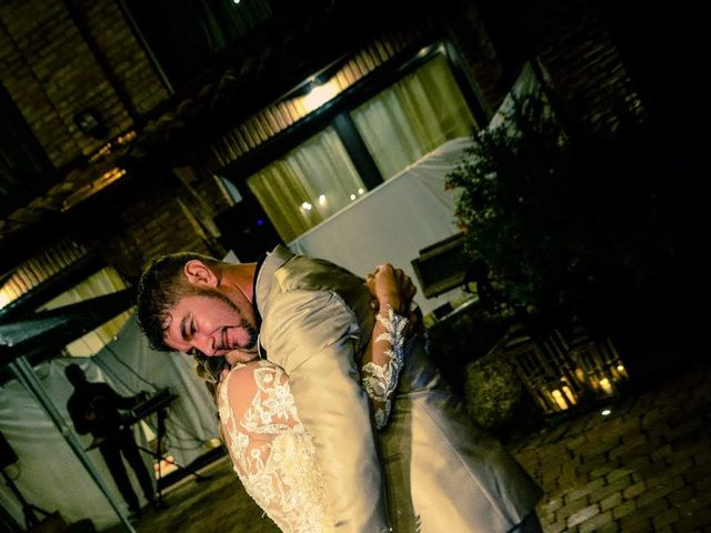 Il matrimonio di Elena e Daniele a Crespellano, Bologna 53