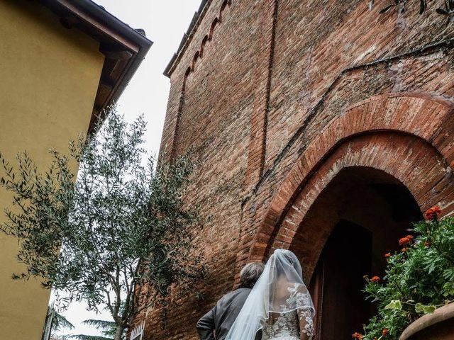 Il matrimonio di Elena e Daniele a Crespellano, Bologna 58