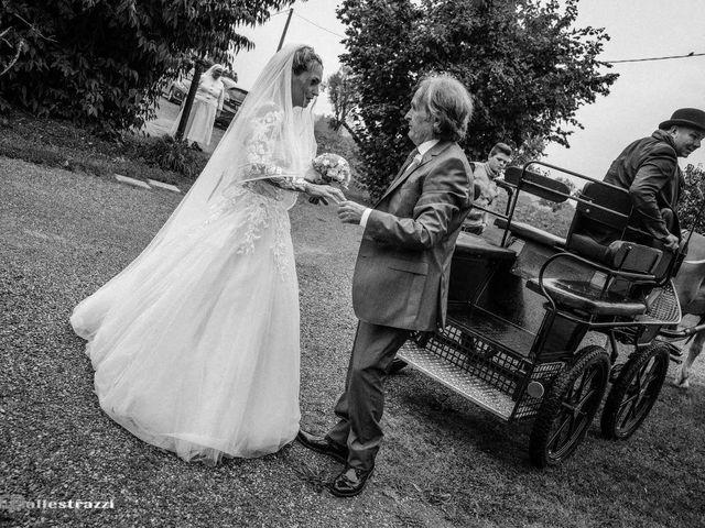 Il matrimonio di Elena e Daniele a Crespellano, Bologna 60