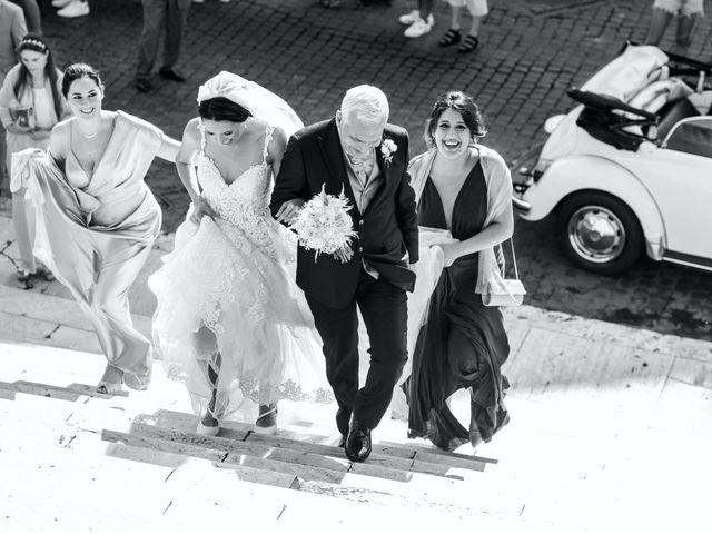 Il matrimonio di Peppe e Sara a Roma, Roma 16