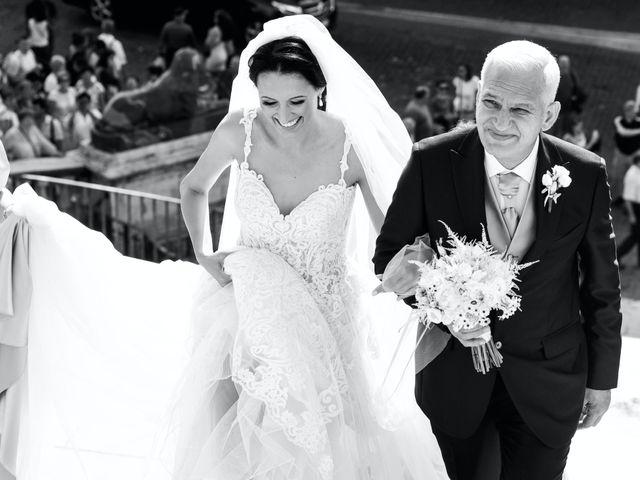 Il matrimonio di Peppe e Sara a Roma, Roma 17